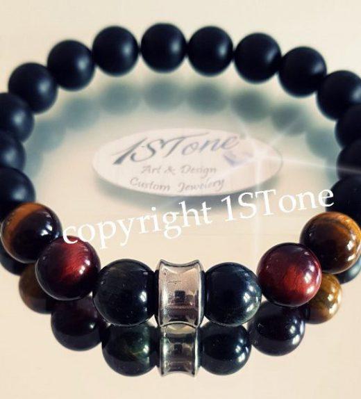 1STone Mens Leader Bracelet