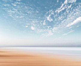 beach & sky