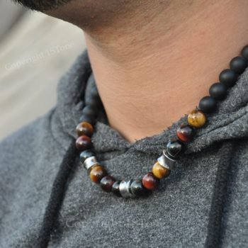 The Conquerer Men´s Necklace custom-made by 1STone
